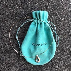 Vintage Tiffany's Star Necklace